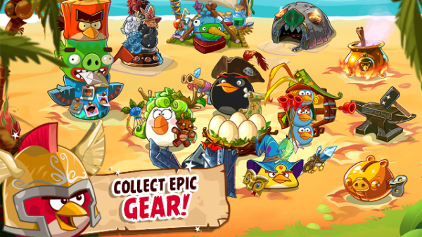 Game RPG Offline Android Terbaik Angry Birds Epic