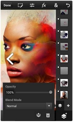 Photoshop Touch