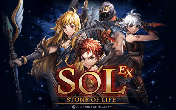 Game RPG Terbaik Android :Stone of Life Ex