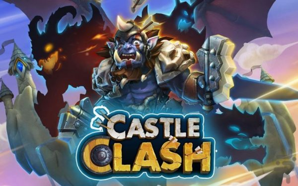 Castle Clash Age of Legends
