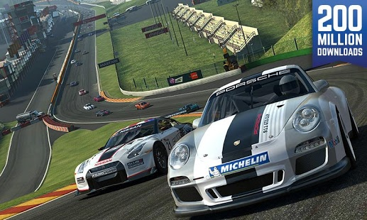 Game HD Android Real Racing 3
