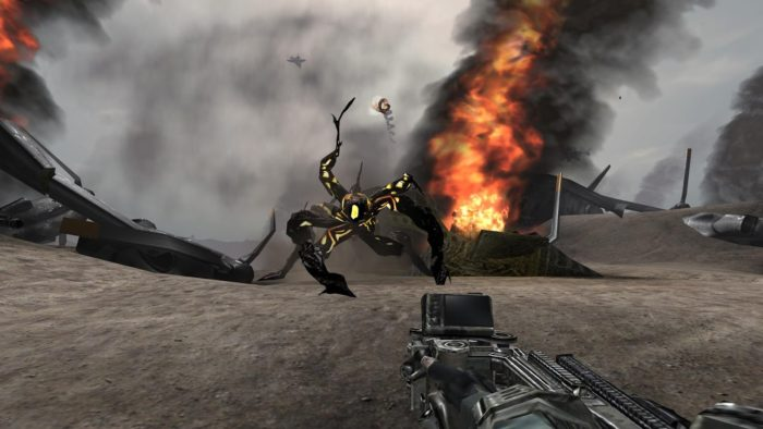 Game RPG 3D Offline Edge of Tomorrow Game