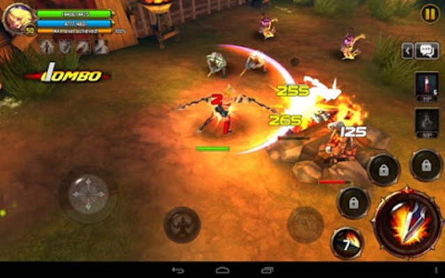 Game RPG 3D Offline Kritika Wrath of The Pirate King