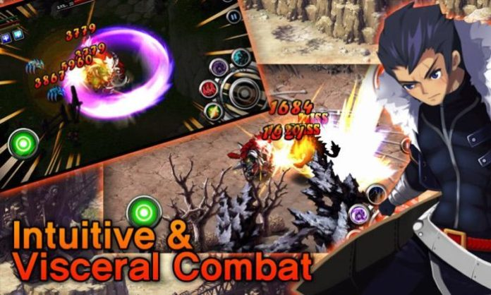 Game perang offline android Zenonia 5