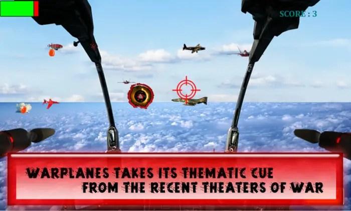 Game pesawat tempur android terbaik War Plane Combat