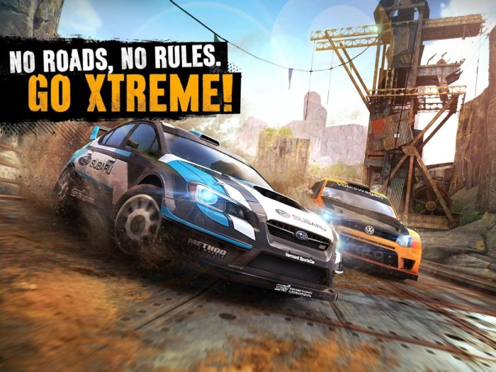 Game Balap Mobil 3D Asphalt Xtreme Rally Racing