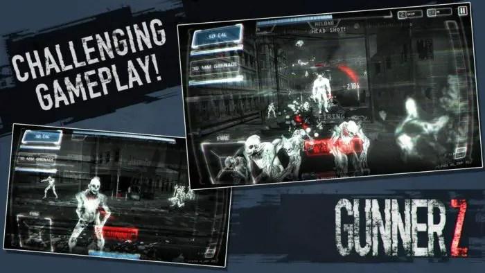 game fps android terbaik offline Gunner Z