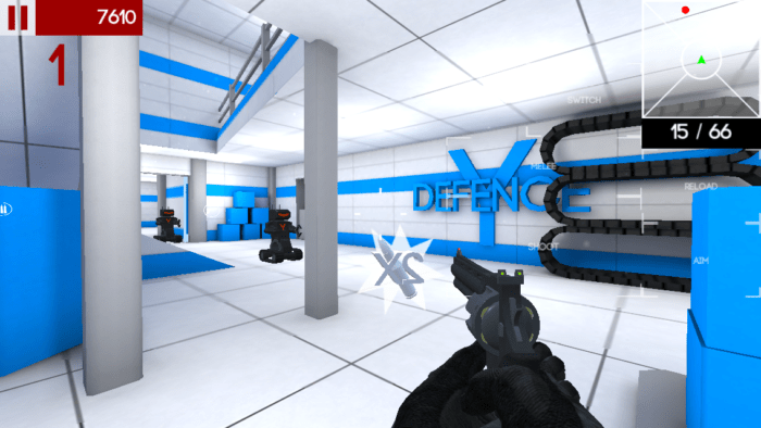 game fps android terbaik offline robots