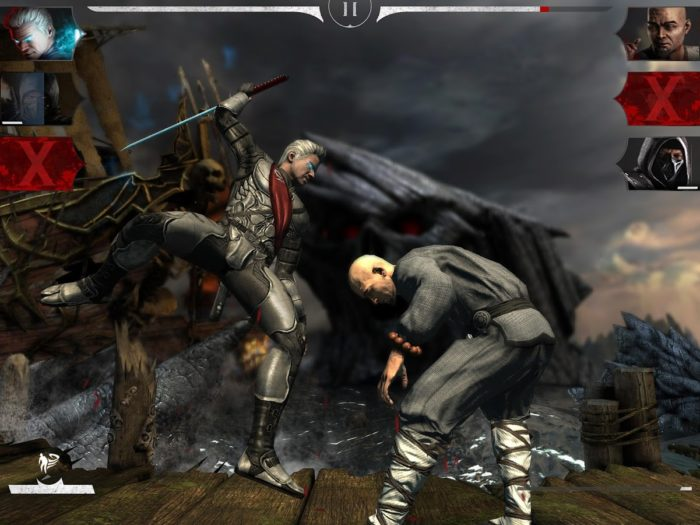 game perang android multiplayer MORTAL KOMBAT X