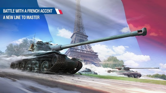 game perang tank android World of Tank Blitz