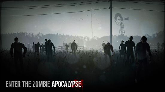 game perang zombie android Into the Dead