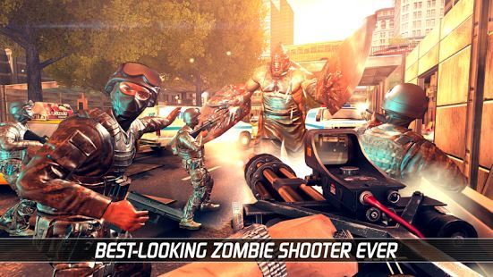 game perang zombie android UNKILLED