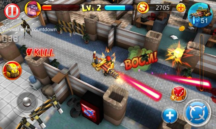 game perang zombie android Zombie Craze