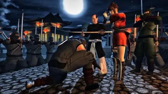 game petualangan ninja Ninja War Lord