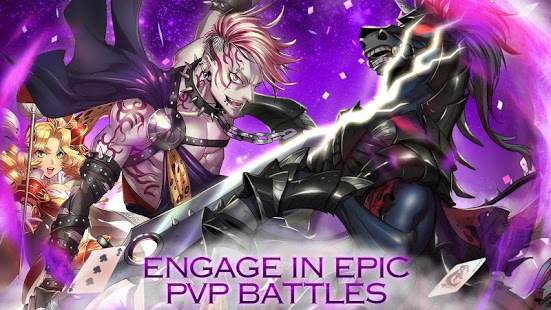 game petualangan rpg Fantasy Warlord