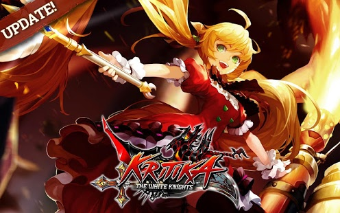 game petualangan rpg Kritika The White Knights