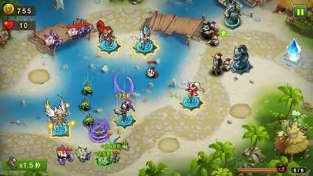 game rpg terbaru Magic Rush Heroes