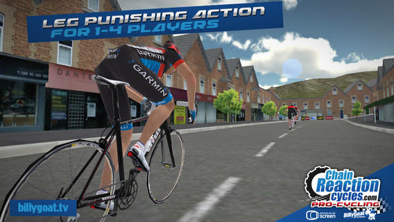 Game sepeda android CRC Pro Cycling