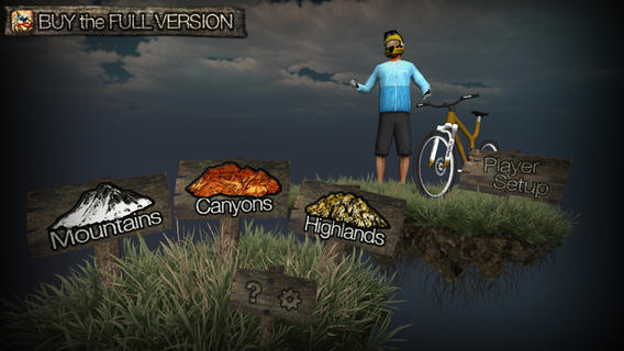 Game sepeda android DMBX 2 Free – Mountain Bike And BMX