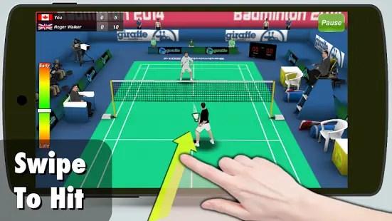Game Badminton 3d -Badminton 3D