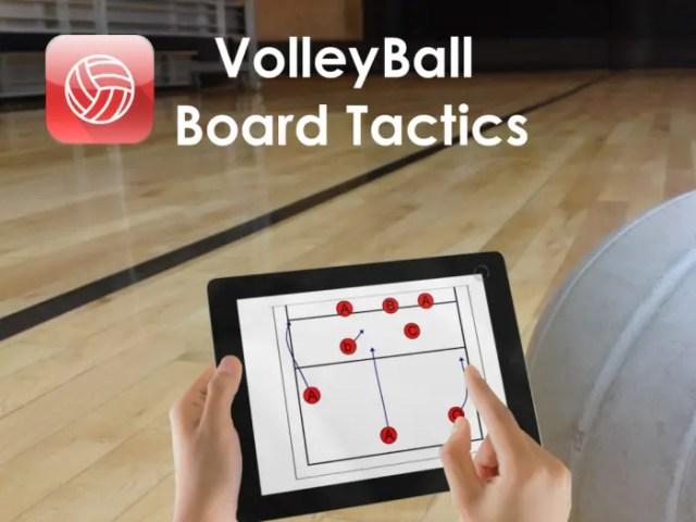 Game Bola Voli Android Terbaik Gratis Volleyball Board Tactics