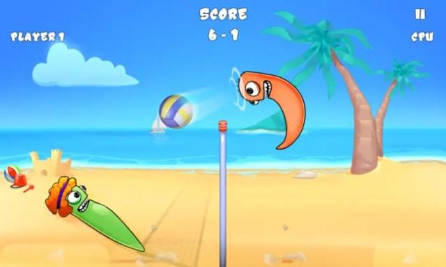 Game Bola Voli Android Terbaik Gratis Volleyball Hangout