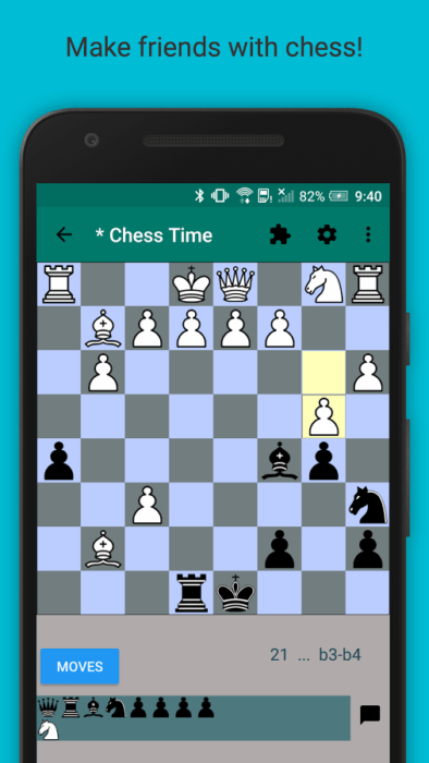 Game Catur Multiplayer Chess Time