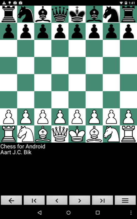 permainan catur chess for android