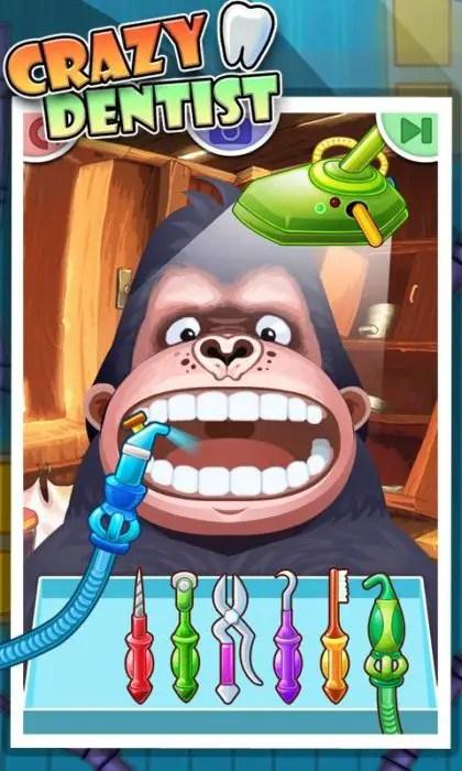 game dokter gigi Crazy Denist