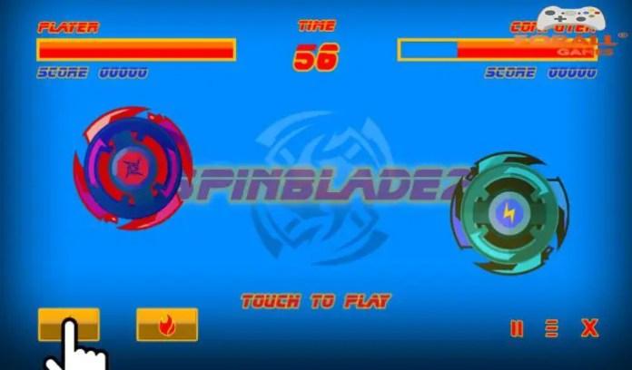 game gangsing Spin Blade 2