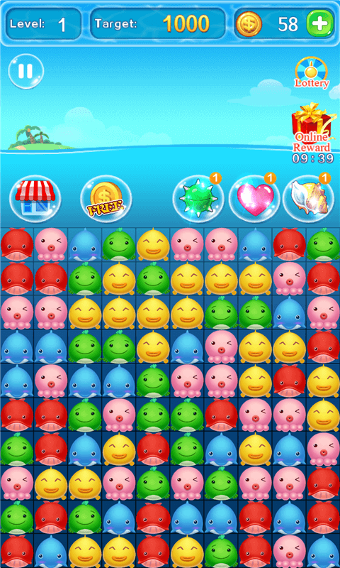 game ikan Fish Tale