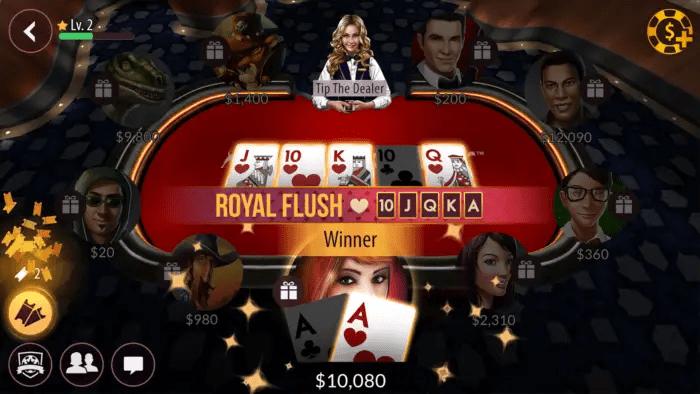 Game Kartu Poker from zynga