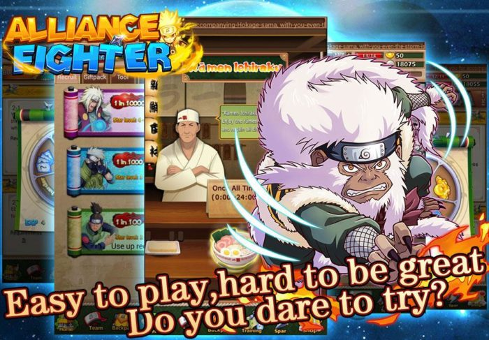 Game Kartu Android Mirip Yugioh Alliance fighter