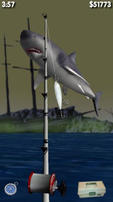 game memancing ikan Big Sport Fishing 3D