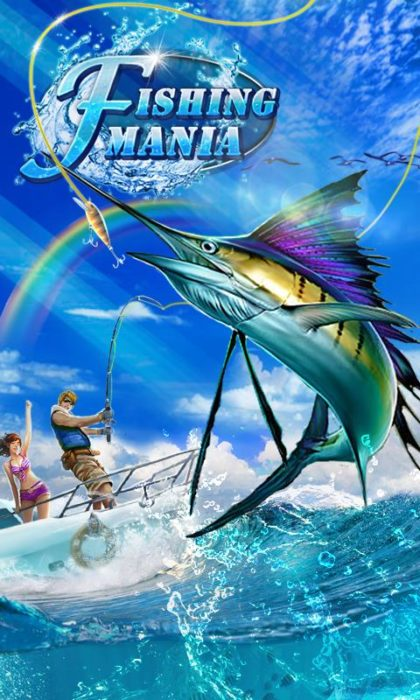 game memancing ikan Fishing Mania 3D