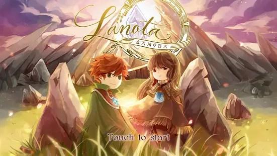 game musik android Lanota