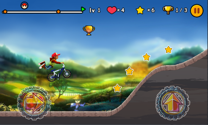 game BMX android 5