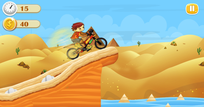 game BMX android 9