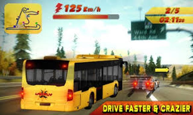 game balapan bus gratis