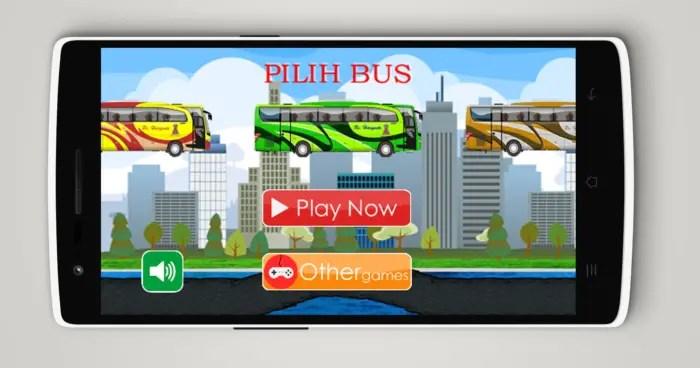 PO Haryanto Bus Mania Game