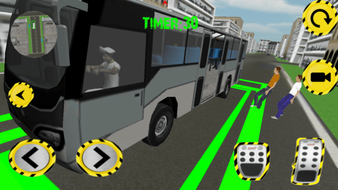 Bis Simulator 2017: Nyata Bis