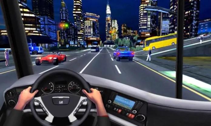 City Bus Simulator 3D 2017