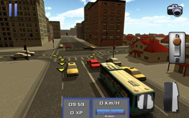 game bus simulator 16