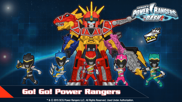 game power ranger android 3