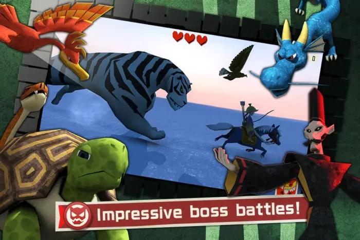 game samurai android terbaik 11