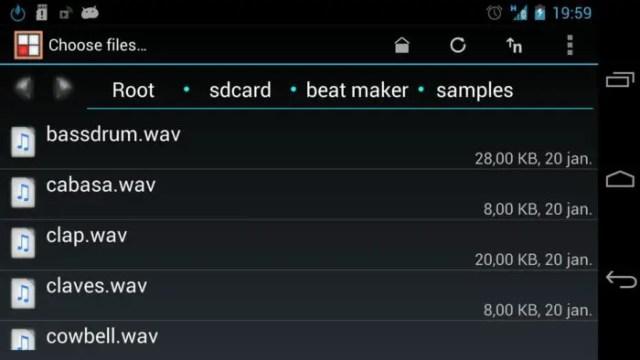 Beat Maker Audio Editor