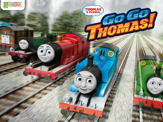 Thomas & Friends Go Go Thomas