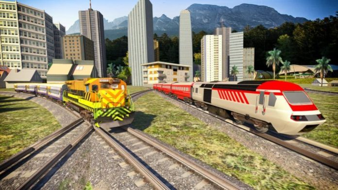 Indonesian Train Simulator 2017