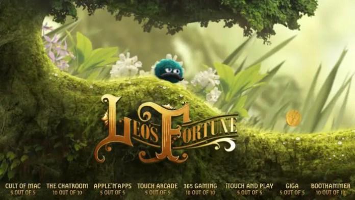Leo's Fortune Petualangan Menjadi Pemburu Emas
