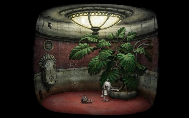 Machinarium Asyiknya Bermain Game Puzzel Adventure 1
